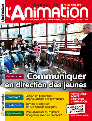 Le Journal de l'Animation 158 - avril 2015
