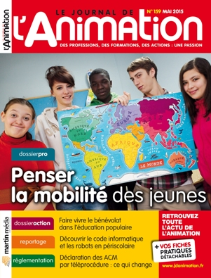 Le Journal de l'Animation 159 - mai 2015