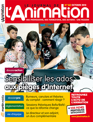 Le Journal de l'Animation 162 - octobre 2015